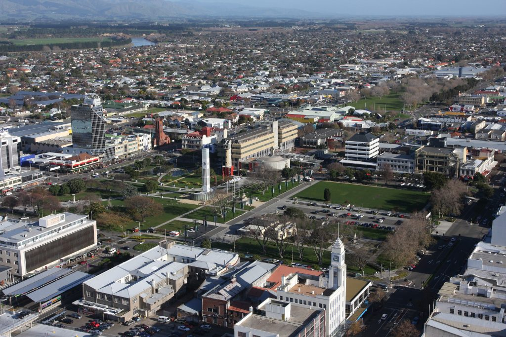 Palmerston North City recovery plan revealed