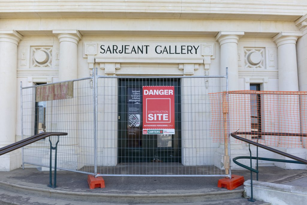 Provincial Growth Fund helps grow iconic art in Whanganui