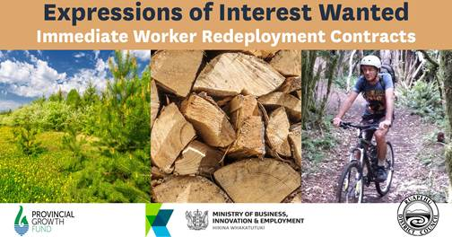 Expressions of interest sought for worker redeployment contracts