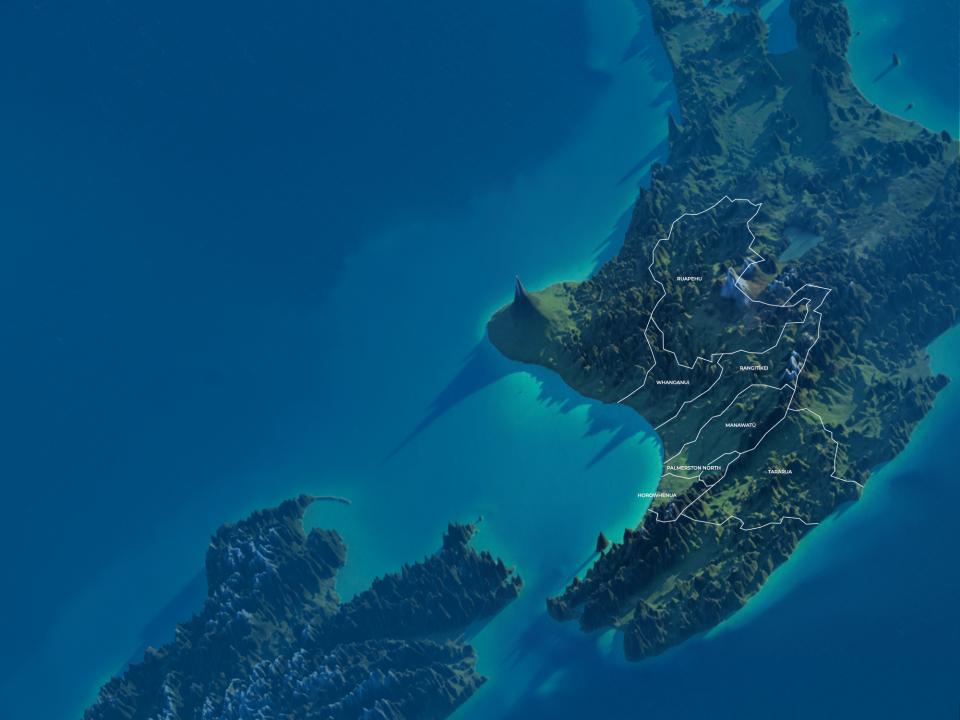 Manawatū-Whanganui Region