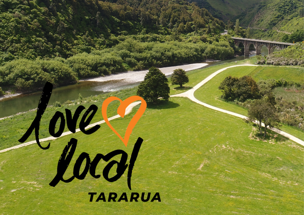 Campaign launched to support Tararua district