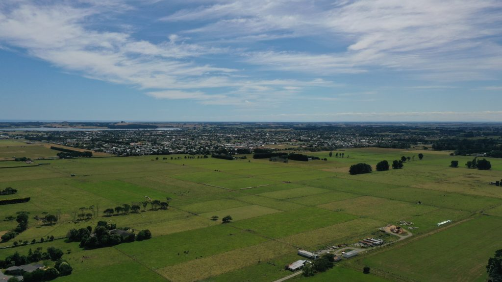 Funding boost fast tracks infrastructure for the largest residential development in the history of Horowhenua